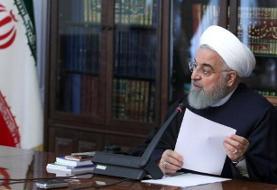 دستور روحانی به وزیر کشور درباره کرونا