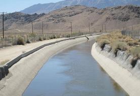 کانالهای آبیاری کشاورزی در عجبشیر بهسازی میشود