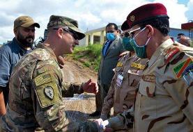 پنتاگون: ۵ پایگاه را به عراق تحویل دادیم