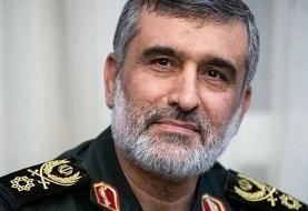 فرمانده هوافضای سپاه: بزرگترین مشکل ایران اقتصاد است