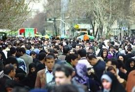 سال ۱۴۳۰ و شروع پدیده سالخوردگی در ایران