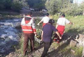 کودک پنج ساله در رودخانه کرج غرق شد