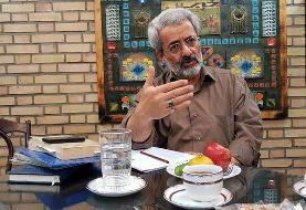 سلیمینمین: احمدینژاد بدنبال تخریب قالیباف است