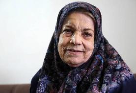 صدیقه کیانفر، بازیگر سینما و تلویزیون درگذشت