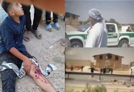 فیلم | عذرخواهی امام جمعه اهواز از نوجوانی که در درگیریهای غیزانیه زخمی شد
