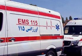 ۱۶ کشته و ۱۰۴ مصدوم در حوادث رانندگی ۲۴ ساعت گذشته