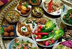 آداب غذاخوردن بعد از ماه رمضان