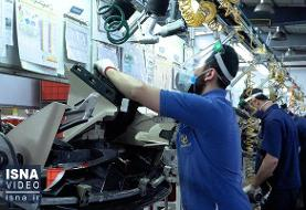 ویدئو / وضعیت کار در کارخانههای ایران در شرایط کرونایی