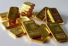طلا صعودی شد