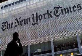 صفحه اولِ عجیبِ نیویورک تایمز در واکنش به رسیدن تعداد قربانیان کرونا به ۱۰۰ هزار نفر در آمریکا