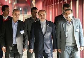 آقای سلطانیفر! شما وزیر دولت روحانی هستید؟