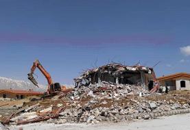 بیش از ۱۰۰ بنای غیرمجاز در شهرستان سامان تخریب میشوند