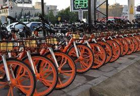 احداث ۴۳ ایستگاه مجازی دوچرخه در پایتخت