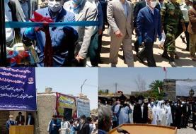 ۱۴۶۰۰ واحد مسکونی محرومان در کل کشور افتتاح شد