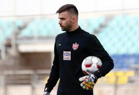 رادوشوویچ به ایران بازگشت