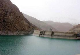 کرونا   عامل تأخیر در تکمیل شبکه انتقال آب سد ماملو به پیشوا