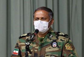 فرمانده قرارگاه منطقهای شمال شرق ارتش:نظام قدرتمندتر از گذشته در برابر دشمن ایستاده است