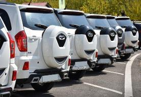کشف بیش از ۴۰۰ خودروی احتکار شده در چیتگر