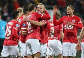 شکایت آلکمار از فدراسیون فوتبال هلند به یوفا