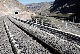 دو قطعه راه آهن چابهار - زاهدان تا پایان سال جاری افتتاح می شود