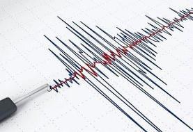 وقوع زمینلرزه ۵.۳ ریشتری در جزیره سنت هلن
