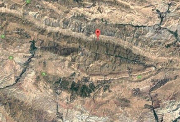 ۲ مصدوم در زلزله دماوند