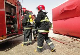 فرسودگی ناوگان آتشنشانی خرمآباد | عامل اصلی آتش سوزیهای انسانی