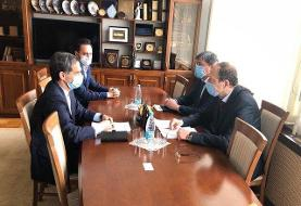 پیگیری انتقال زندانیان ایرانی در دیدار سفیر کشورمان با معاون دادستان کل بلاروس