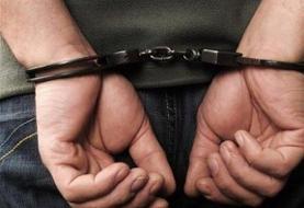 دستگیری سارق سابقهدار در سنندج | اعتراف به ۳۰ فقره سرقت