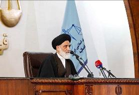 پیام تبریک رییس دیوان عالی کشور به رییس مجلس یازدهم