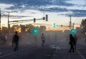 گارد ملی آمریکا به دنبال افزایش خشونتها بر سر قتل یک سیاهپوست غیرمسلح ...