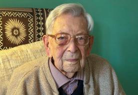 پیرترین مرد جهان در ۱۱۲ سالگی تسلیم سرطان شد