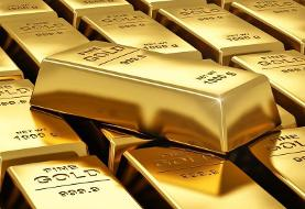 رشد ۱۲ دلاری قیمت طلا در بازارهای جهانی
