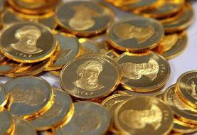 سکه ۷ میلیون و ۳۵۰ شد/ کاهش قیمت دلار