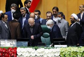 چتر قالیباف و پایداری بر سر هیات رئیسه / دستخالی احمدینژادیها