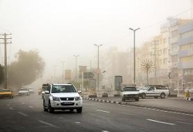 وضعیت آب و هوا، امروز ۹ خرداد ۹۹ / وزش باد شدید و ایجاد گرد و خاک در غرب و شرق کشور