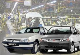 پلتفرمهای پراید و پژو بسیار قدیمی است / این دو خودرو باید از چرخه تولید خارج شوند