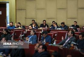 انتخاب نایب رئیس و سخنگوی شورای عالی استانها