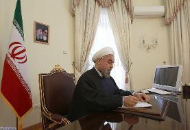 رئیس جمهور انتخاب قالیباف، به عنوان رئیس مجلس شورای اسلامی را تبریک گفت