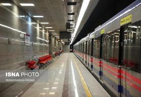 راهاندازی ۶ ایستگاه در خطهای ۶ مترو تا پایان سال