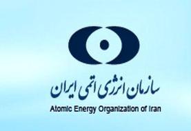 بیانیه سازمان انرژی اتمی در پی تحریم جدید دانشمندان هستهای ایران توسط امریکا