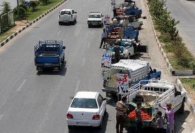 نحوه تخصیص اعتبار سوخت بنزین به وانت بارهای بنزین سوز شهری تهران