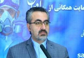 کرونا جان ۵۰ نفر دیگر را در ایران گرفت
