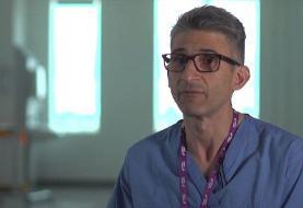 شیوع کرونا در بریتانیا؛ در بخش مراقبتهای ویژه بیمارستان رویال لندن چه میگذرد؟