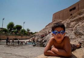 (تصاویر) «چشمه علی» استخر پنج ستاره جنوب تهران