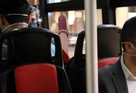 اتوبوسرانی تهران: بدون ماسک وارد نشوید