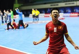 حضور ایران، تایلند و ژاپن در جام جهانی فوتسال قطعی است