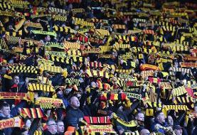 لیگ برتر انگلیس با حضور تماشاگران، شاید از فصل بعد