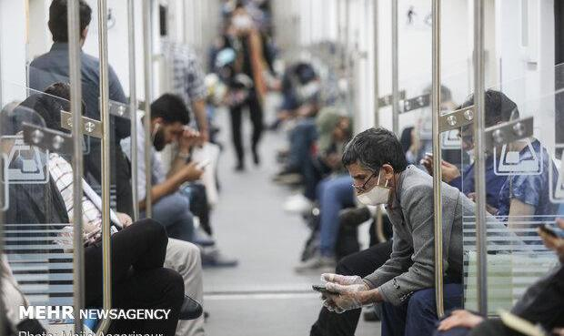 ورود بدون «ماسک» به مترو و اتوبوس از فردا ممنوع است، شاید؟