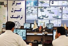 ترافیک سنگین در مسیرهای ورودی شهر تهران